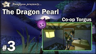 "[TRLE] THE DRAGON PEARL - Co-Op Torgus - LvL 1 [3/4] - ""Dziupla i maska"""