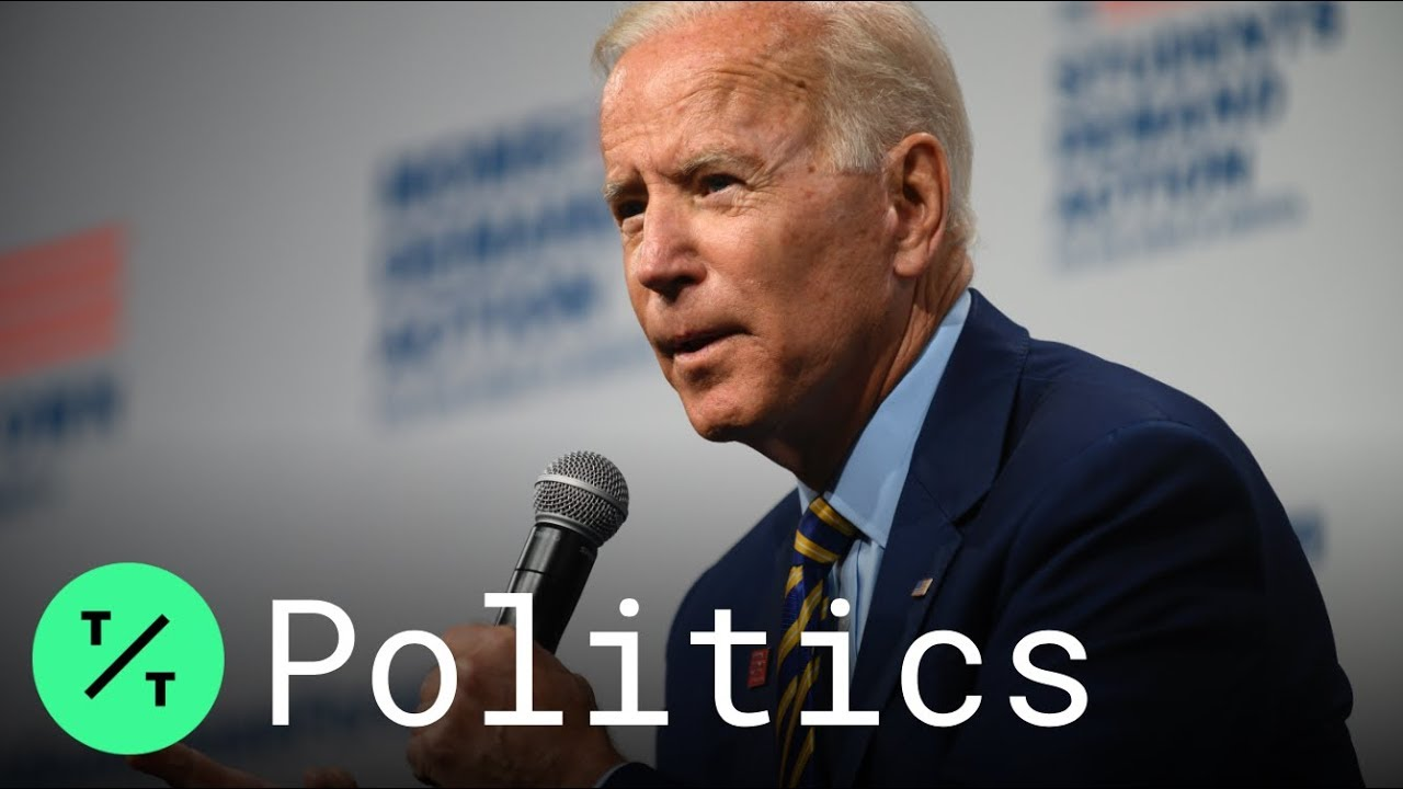 Bloomberg TIC TOC Biden Claims He was VP During 2018 Parkland Shooting in Latest Gaffe