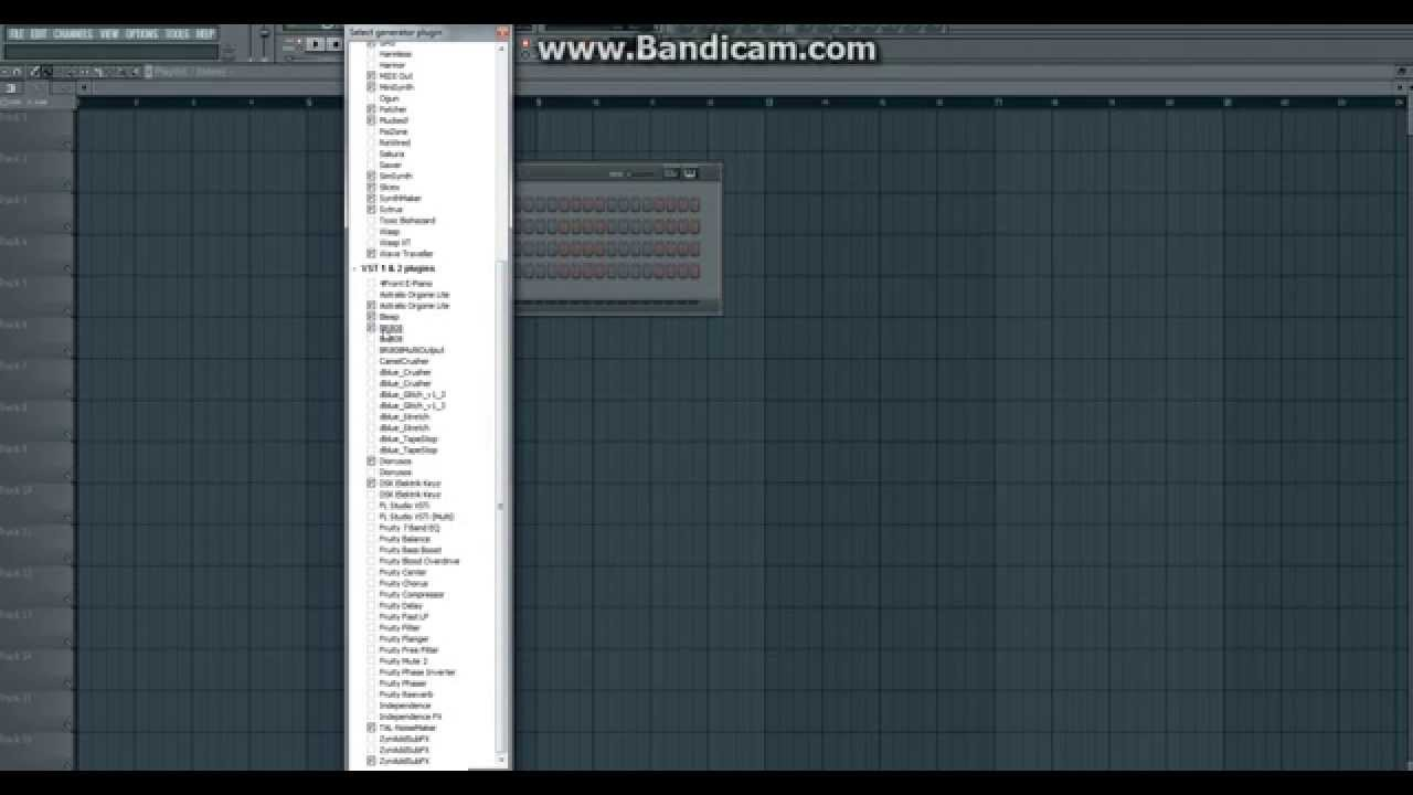 How to Install VST Plugins in FL Studio 11 - YouTube