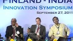 FinNode India Inauguration: Panellist 3, Santtu Hulkkonen