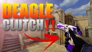 Forward Assault Deagle Clutch‼️
