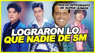 Super Junior Salvo a SM *$$* | Super Junior y Luis Miguel | SUJU y Reik
