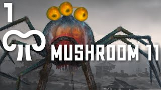 Let's Play Mushroom 11 - Gameplay Part 1