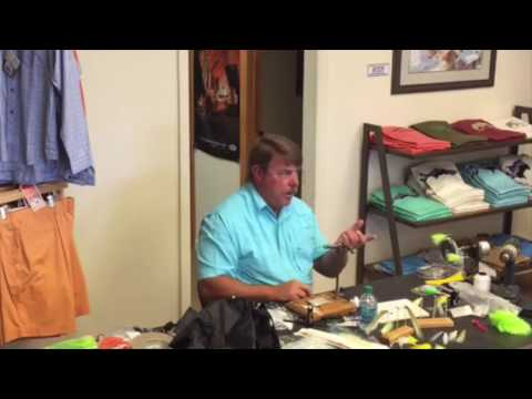Capt. Scott Hamilton Talks Offshore Fly Fishing