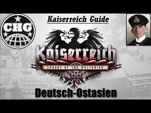 Kaiserreich Guide - Deutsch-Ostasien
