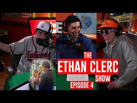 CRAZY Parents, Youth Sports, and Wanted Criminal Calls 911 for Help (The Ethan Clerc Show Ep. 4)