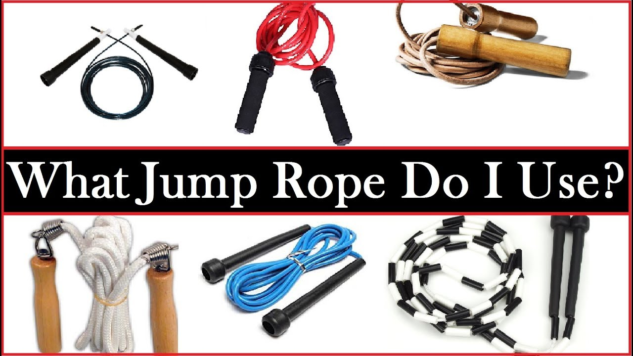what size of jump rope do i need