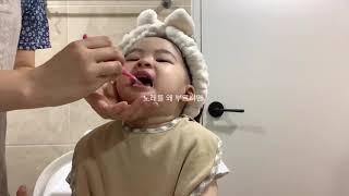 지아니로그/아기세수/아…