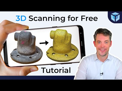 3D Scanning For Free