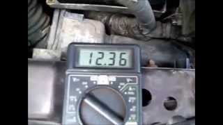 1997 plymouth voyager slow starter