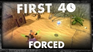 First 40 - Forced (Gameplay)