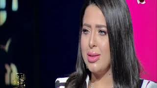 لأول مرة وصيه الشاعر عمرو حسن لمنى العمدة وعيونها تدمع