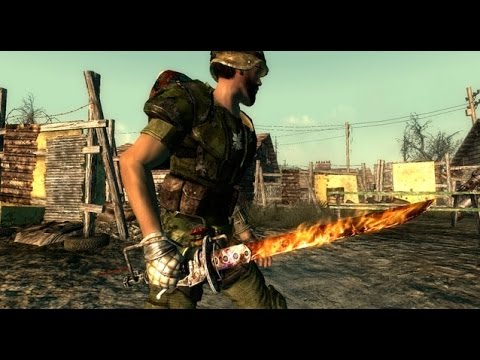 Fallout 3 - Make A Shishkebab (Tutorial) - YouTube