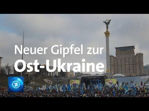 Vor dem Ukraine-Gipfel
