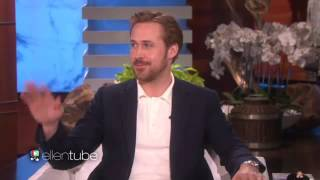 Ryan Gosling Talks Baby Number Two
