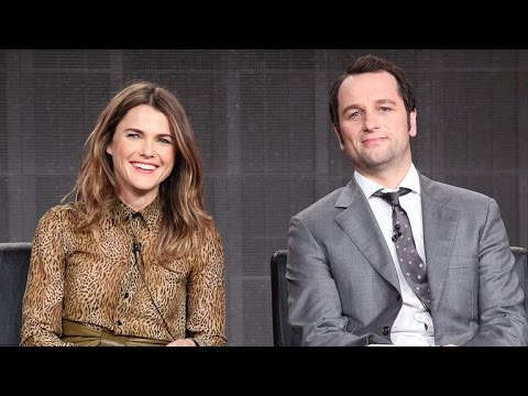 Matthew Rhys Reveals He Feels 'Protective' During Keri Russell's Naked Scenes on 'The Americans'