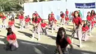 CMC School Jabalpur Madhya Pradesh - Annual Sports Meet - 2010-2011