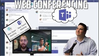 Creating a Web Conference | How to Office 365 | Protected Trust