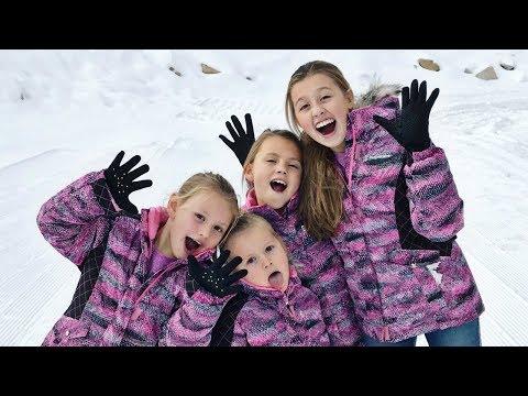 FAMILY FUN SNOW DAY!