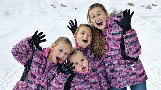 FUN FAMILY SNOW DAY!