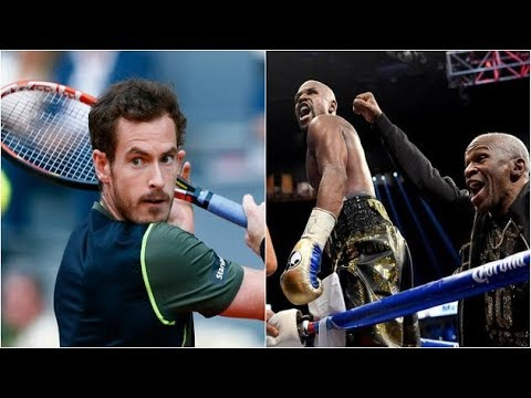Sports Roundup: Mayweather wins, Murray withdraws from US Open