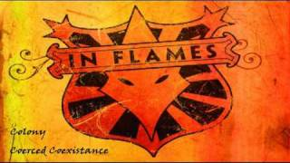 In Flames - Coerced Coexistence 07 (HQ + LYRICS)