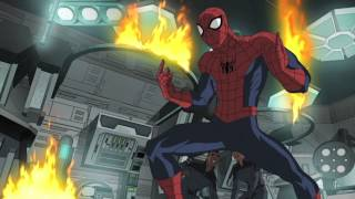 Marvel's Ultimate Spider-Man Season 2, Ep. 22 - Clip 1