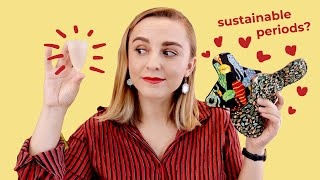 A Guide to Reusable Period Products 🩸 | Hannah Witton