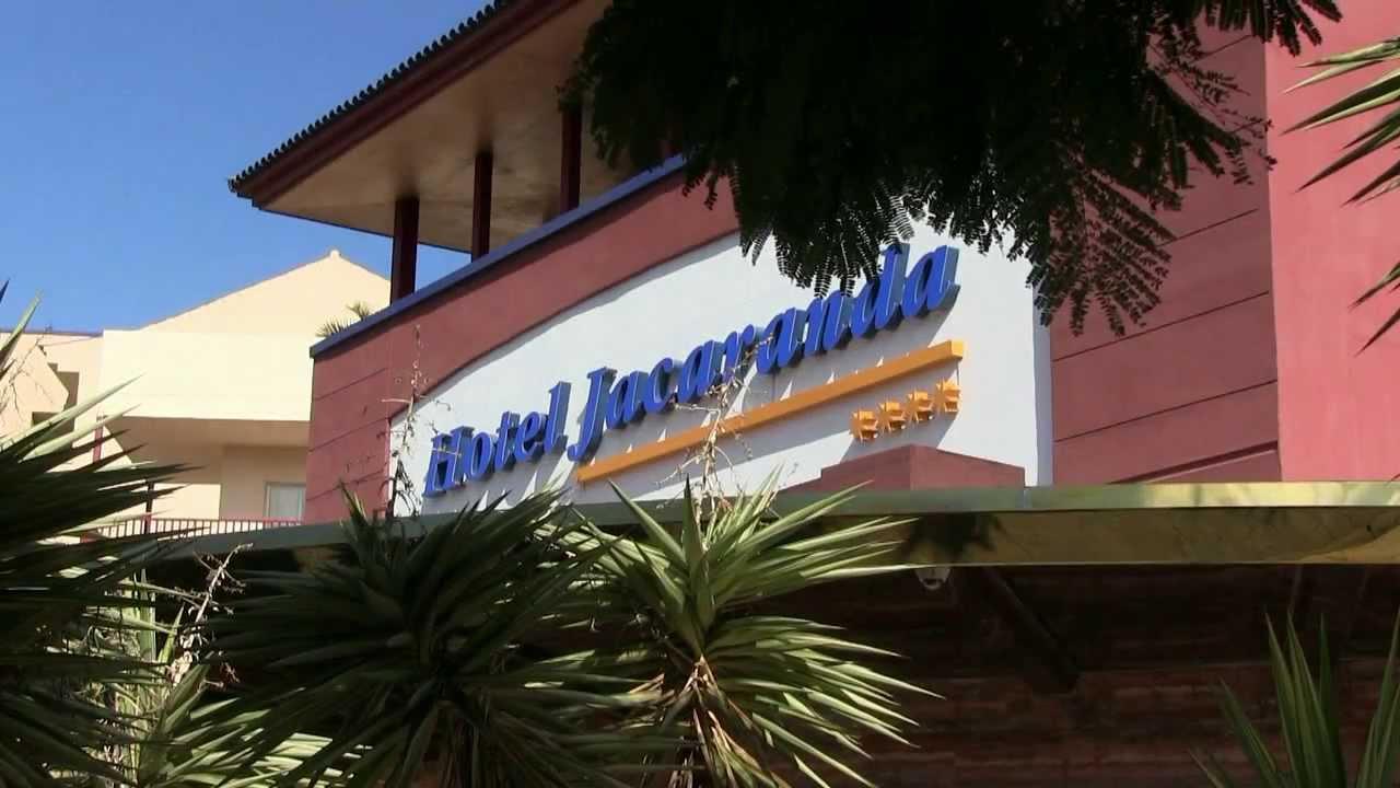 Jacaranda Hotel Tenerife Thomas Cook