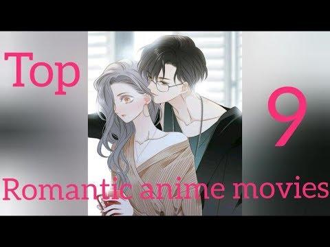 Top 9 Romantic Anime Movies [HINDI]