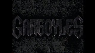 GARGOYLES MOVIE TRAILER [VHS] 1995