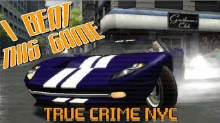 I Beat This Game - True Crime NYC par The H