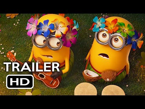 Thumbnail: Despicable Me 3 Official Trailer #3 (2017) Steve Carell Animated Movie HD