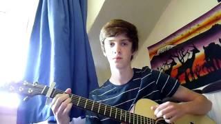 Achilles heel Toploader: guitar cover