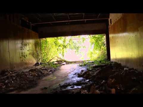 Hellawaitsya... Albany's Abandoned Naval Hospital  (Turner Field Naval Hospital)