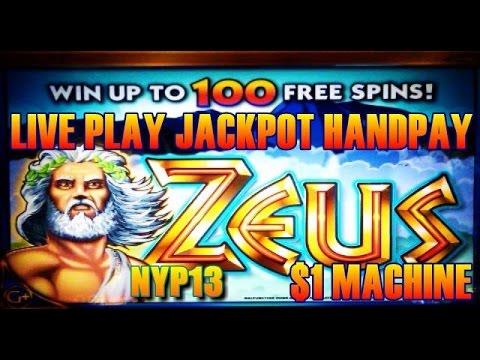 Video Zeus slots online games