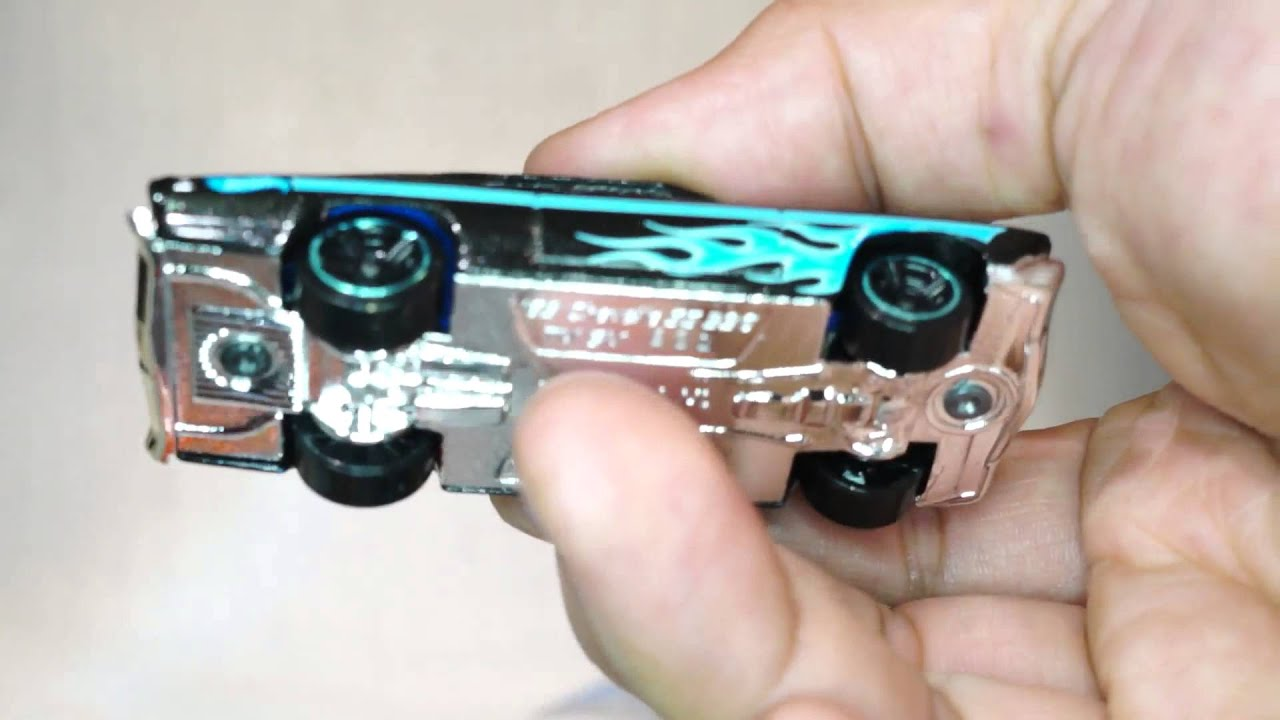 Quickie Car Review  2013 Hot Wheels FIRST TO MARKET 69 Chevelle