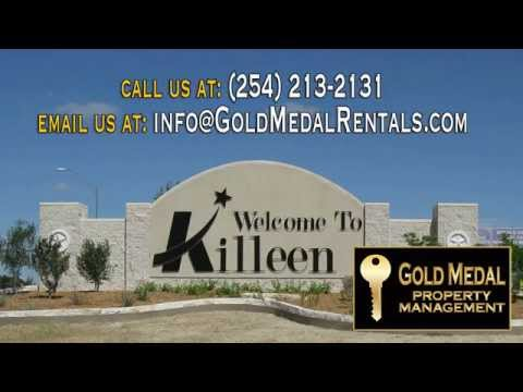 Why Work With Gold Medal Professional Property Management In Killeen Texas