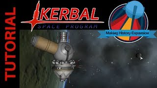 Kerbal Space Program Tutorial: How to Build Spacewalk Voskhod in Making History Expansion