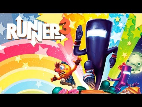 ¡Carrera musical de obstaculos! - Runner 3 (Switch) DSimphony