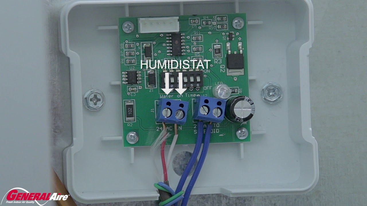 hight resolution of generalaire water savor controller installation video library general filters inc