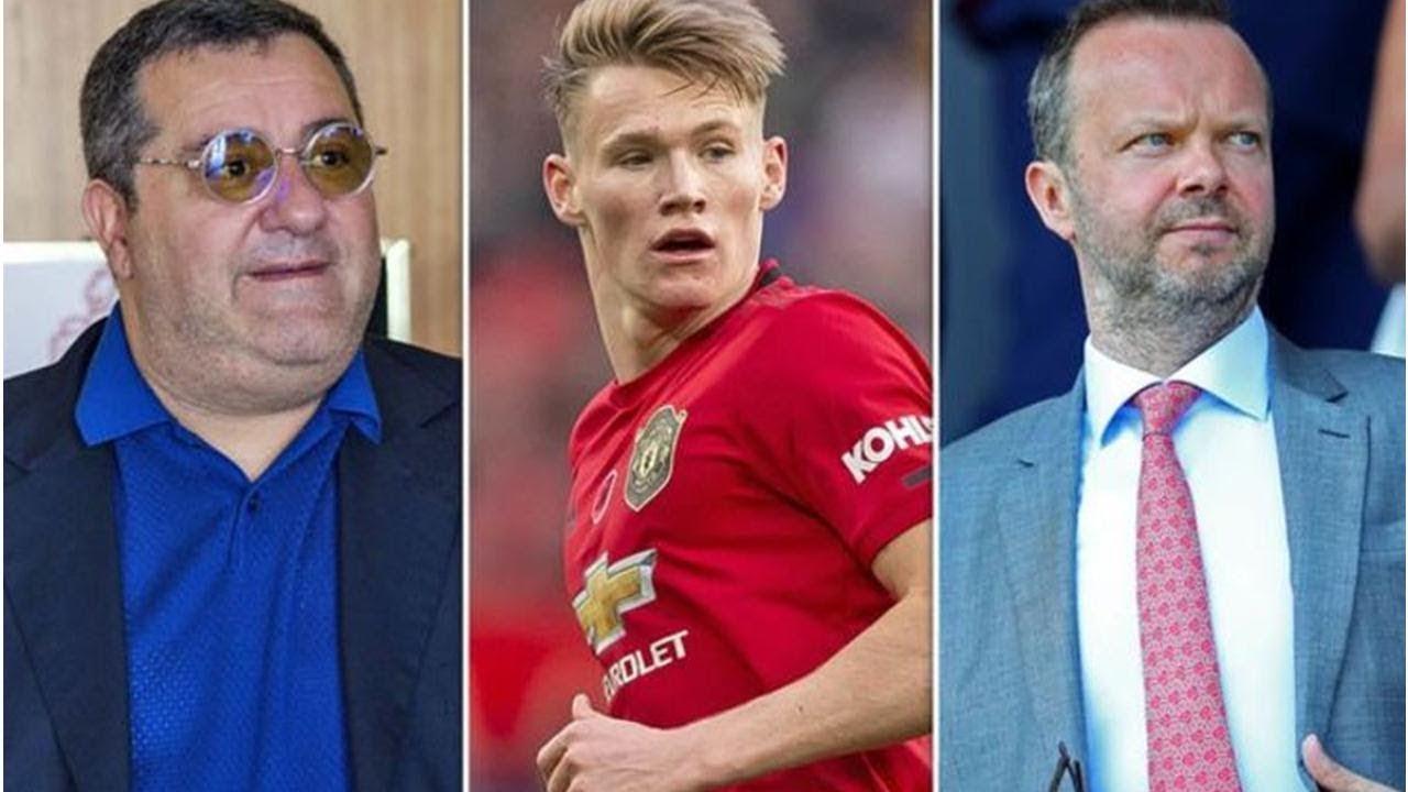 Man Utd news LIVE: Raiola transfer wish, McTominay injury update, Woodward dig- transfer news today