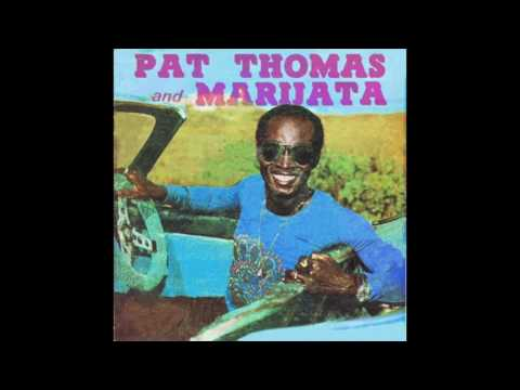 Pat Thomas & Marijata | Album: Self Titled | Afro-Funk Soul Highlife | Ghana | 1977
