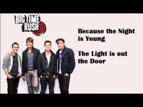 City Is Ours - Big Time Rush Lyrics