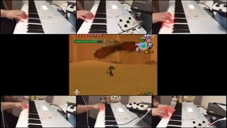 【一人オーケストラ】モルド・ゲイラ(ゼルダの伝説 風のタクト/Molgera/The Legend of Zelda The Wind Waker)