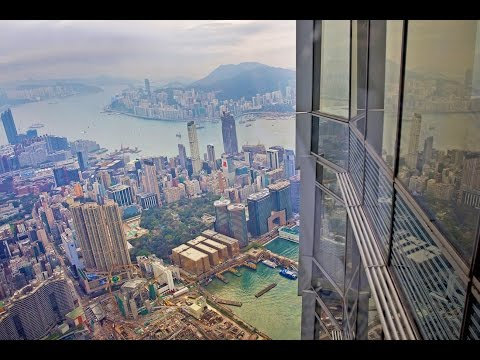 Presidential Suite at the Ritz Carlton Hong Kong