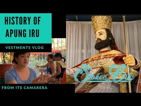 Vestments Of Sts. Peter And Paul The Apostles For The 175th Aplit Town Fiesta | Stoked City Vlog