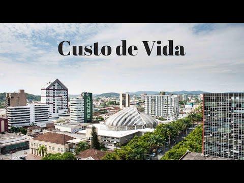 Custo de Vida em Joinville SC