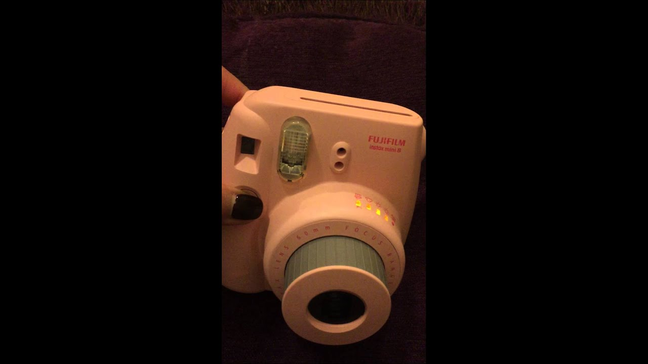 Instax Mini 8 Problem All Lights Setting Keep Blinking Solvedread Camera 8s One Piece The Descriptions