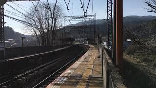 近鉄大阪線 室生口大野